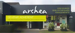 Devenir adhérent Archea