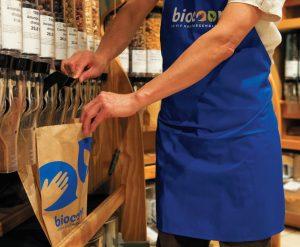Biocoop lutte contre le suremballage