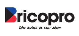 nouveau logo Bricopro