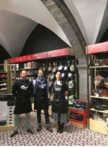 équipe Culinarion Clermond Ferrand