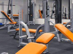 salle de sport l'Orange Bleue Mon coach Fitness
