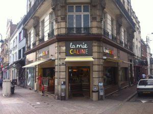 Magasin franchisé La Mie Câline de Lens