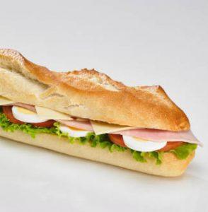 sandwich La Mie Câline