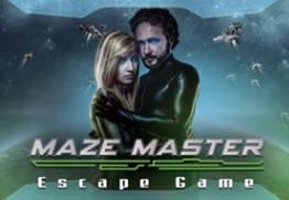 escape game maze master