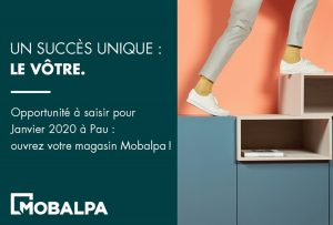 Opportunité de franchise Mobalpa à Pau