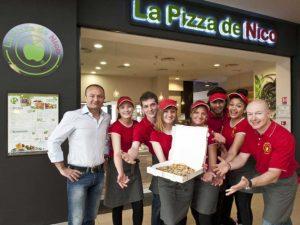 La franchise La Pizza de Nico part à la conquête du monde