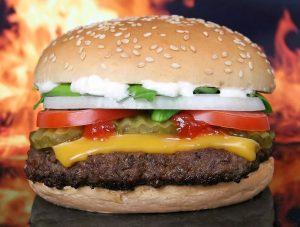 Restauration rapide - burger