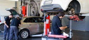 Atelier d'entretien et de réparation - Roady