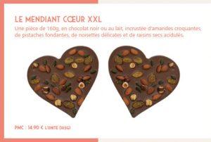 Le spécialiste des chocolats français de Neuville