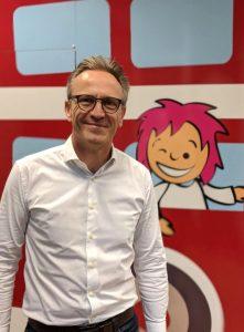 Géry Delesalle, directeur du développement de la franchise Linguish