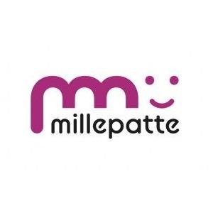 Logo Franchise Millepatte