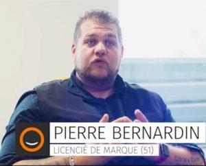 Pierre Bernardin franchisé Plus que PRO 51