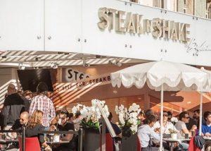 La franchise Steak 'n Shake, l'authentique burger gourmet