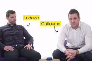 Ludovic et Guillaume, collaborateurs Aquilus à La Rochelle
