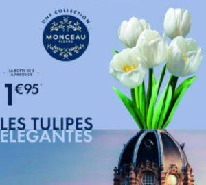 opération florale Monceau Fleurs