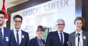 réseau Optical Center