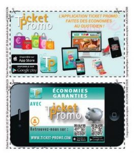 Annonce Ticket Promo