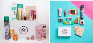 Box Cosmopolitan by Marie Claire box de Février 2020 l'onglerie