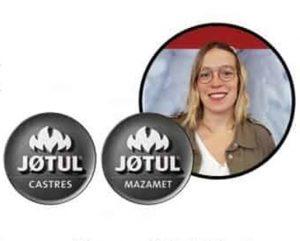 Emilie Assemat, concessionnaire JØTUL à Castres/Mazamet