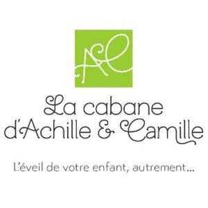 Logo Franchise La cabane d'Achille et Camille
