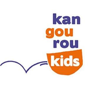 Logo Franchise Kangourou Kids
