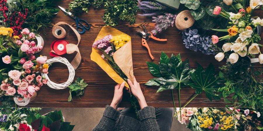 Ouvrir une franchise de fleurs
