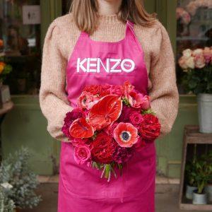 Au nom de la rose et KENZO Parfums - Flower By KENZO Poppy Bouquet