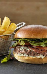 Burger Poivre Rouge