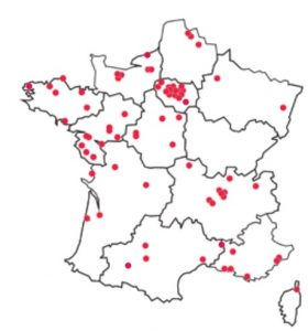 Carte réseau Les Menus Services