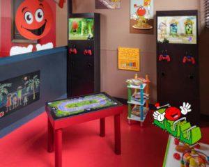 espace jeux poivre rouge