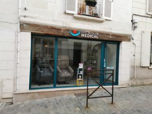 Magasin Distri Club Médical à Loches