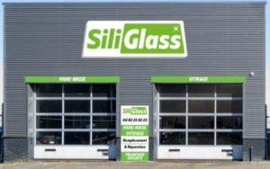 Centre vitrage SiliGlass