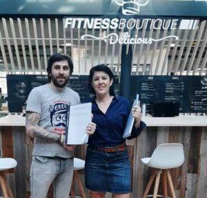 Mickael Bourron franchisé FitnessBoutique