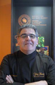 Patrick Lassleigne Maître Chocolatier chez Yves Thuriès