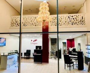 Centre L'Onglerie Agadir intérieur