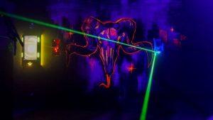 laser game Laser & Beers