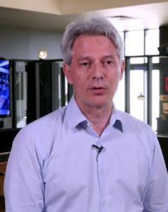 Christophe Mistou, Directeur Général Mr. Bricolage