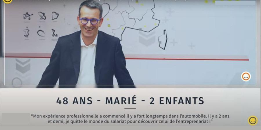 Édouard Vienne, licencié de marque Plus que PRO en Haute-Garonne