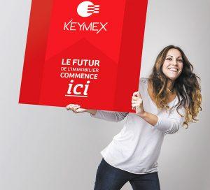 Keymex organise des rendez-vous en ligne pour présenter son concept
