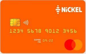 carte prépayée Nickel