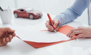 contrat vente voiture franchise mon agence automobile