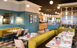 restaurant Léon de Bruxelles