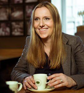 Carole Muller, CEO Fischer