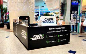 Un atelier de réparation mobile Cash & Repair à saisir à Vannes