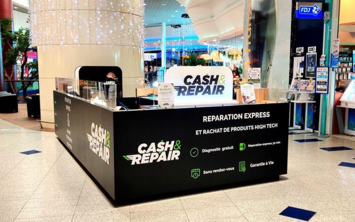 L'année 2021 s'annonce bien pour la franchise Cash&Repair