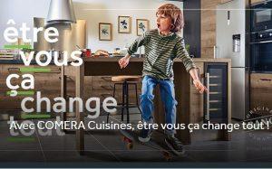 Comera Cuisines : Des cuisines vivantes et élégantes