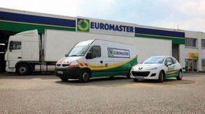 La franchise Euromaster assure la reprise de 100% de son activité