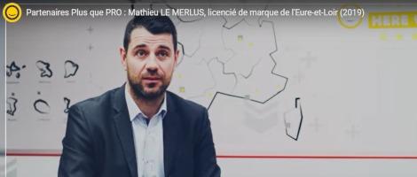 Mathieu Le Merlus Plus que PRO L'Eure-et-Loir