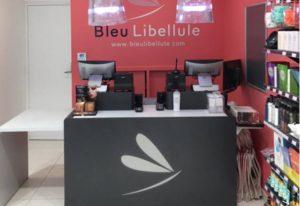 nouvelle unité Bleu Libellule