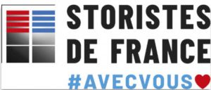 logo éphémère Storistes de France